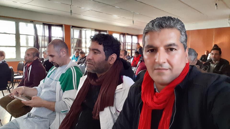 Messaoud Leftissi et Rafik Amzal à Aokas le samedi 08 fevrier 2020 - Page 2 11904