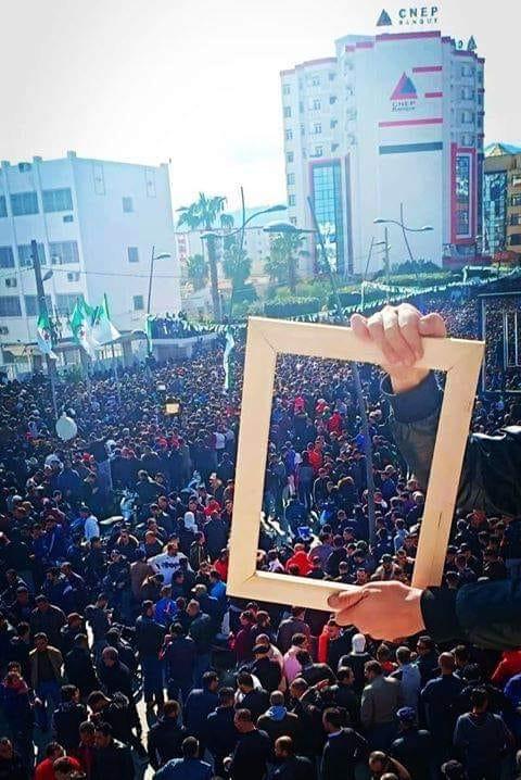 imposante marche contre le 5e mandat de Bouteflika à Bejaia le vendredi 22 février 2019 1191