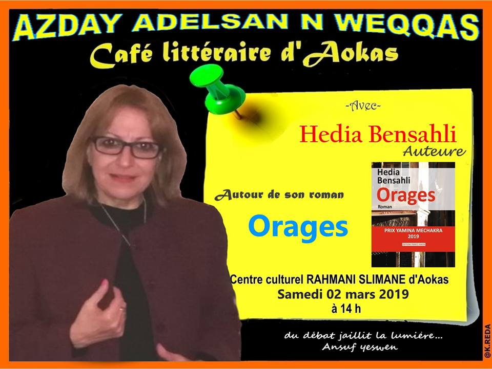 Hedia Bensalhi à Aokas le samedi 02 mars 2019 1192