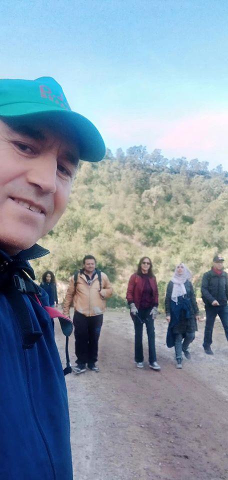 Randonnée pédestre sur le côté maritime de Boukhlifa et de Tichy le samedi 08 fevrier 2020 11928