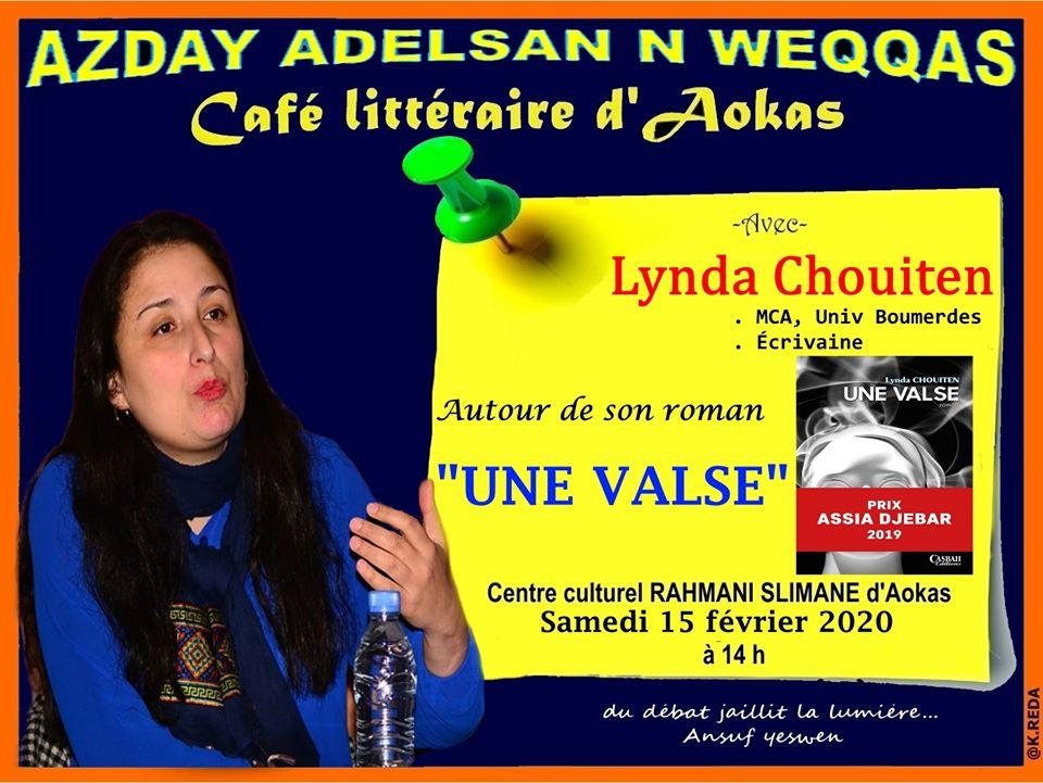 Lynda Chouiten  à Aokas le samedi 15 février 2020 11933