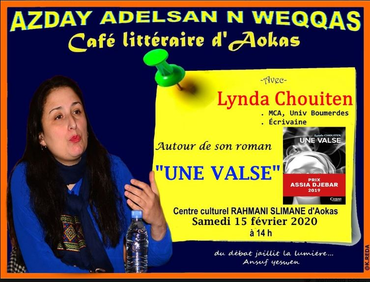Lynda Chouiten  à Aokas le samedi 15 février 2020 11934