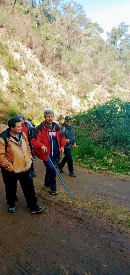 Randonnée pédestre sur le côté maritime de Boukhlifa et de Tichy le samedi 08 fevrier 2020 - Page 2 11964
