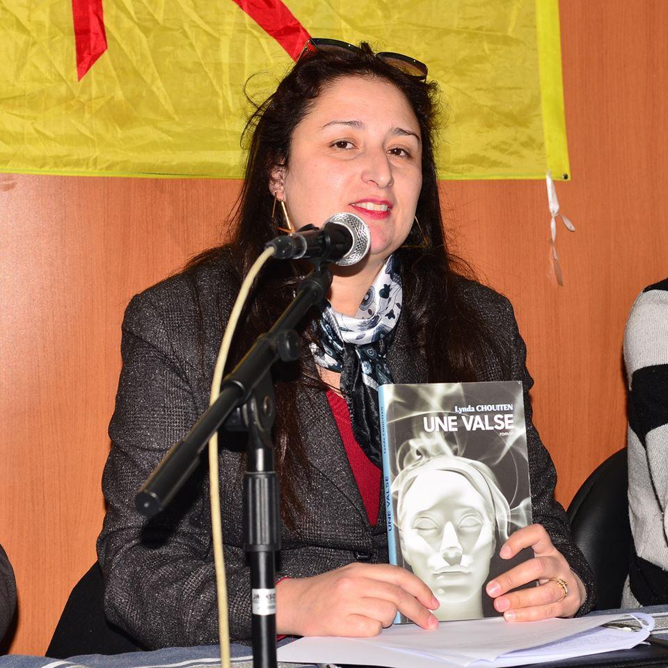 Lynda Chouiten  à Aokas le samedi 15 février 2020 12027