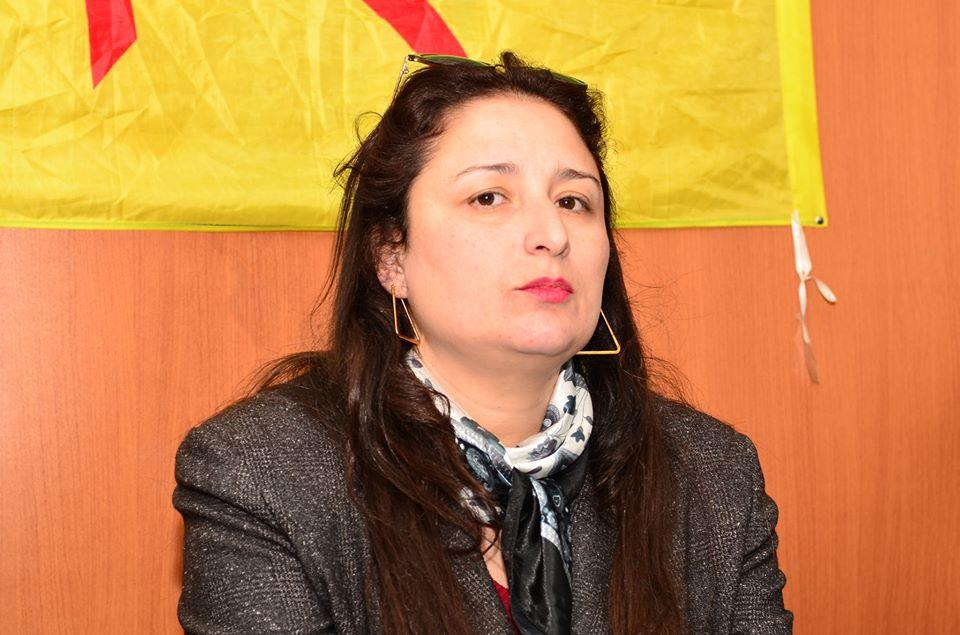 Lynda Chouiten  à Aokas le samedi 15 février 2020 12031