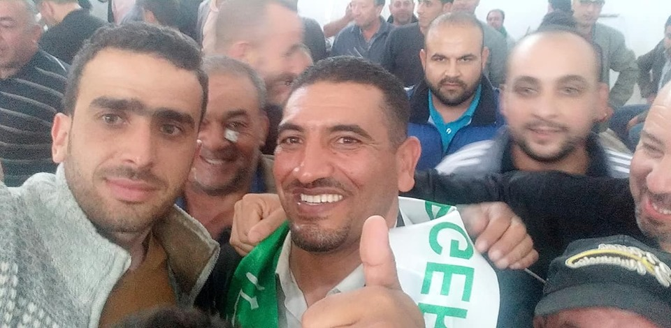 Karim Tabbou à Aokas le samedi le 11 mai 2019 12102