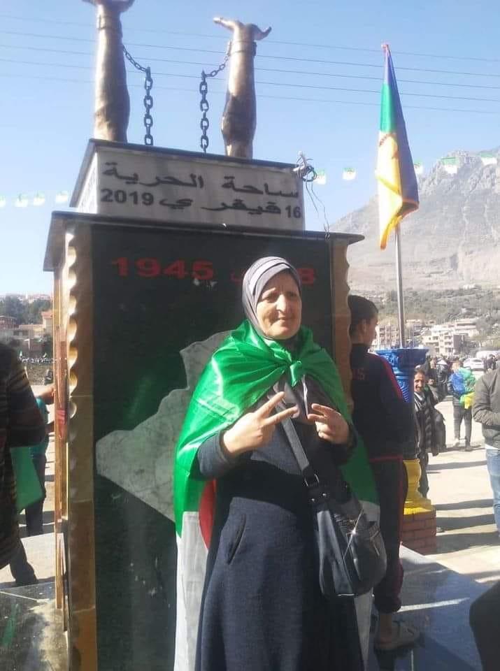 1er anniversaire du Hirak : Imposante marche à Kherrata (16 fevrier 2020) 12118