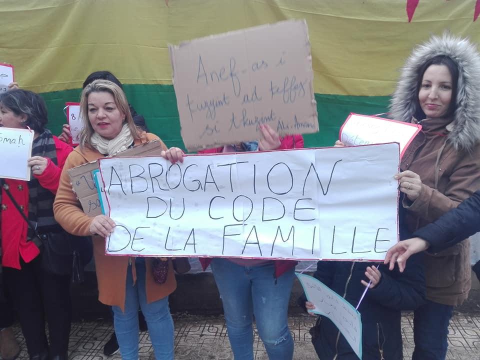 Marche à Aokas pour les droits des femmes (mars 2020) 12272