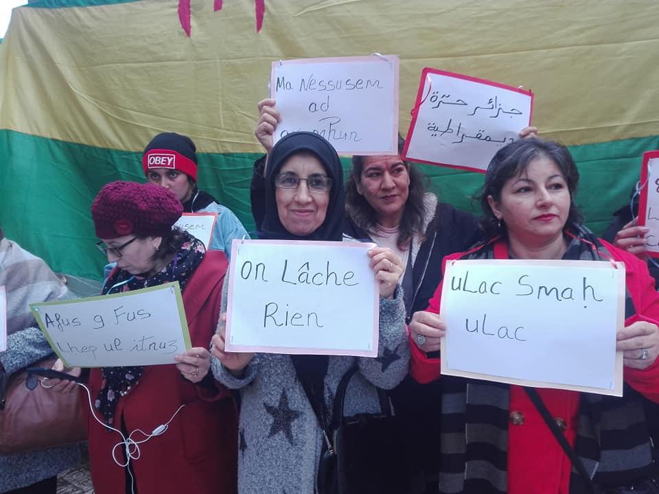 Marche à Aokas pour les droits des femmes (mars 2020) 12279