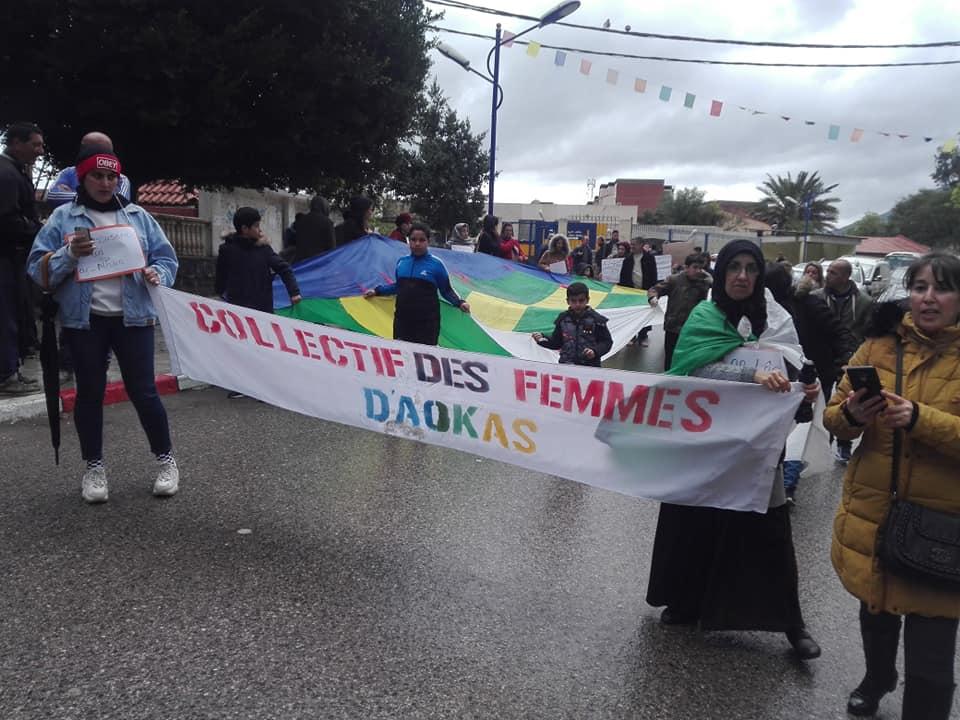 Marche à Aokas pour les droits des femmes (mars 2020) - Page 2 12297