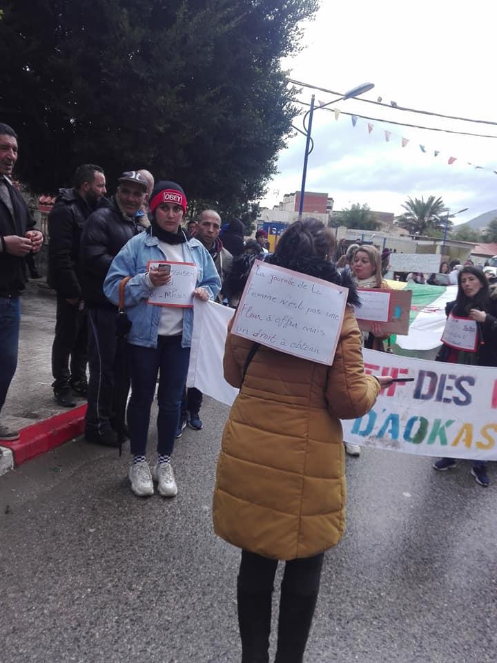 Marche à Aokas pour les droits des femmes (mars 2020) - Page 2 12298