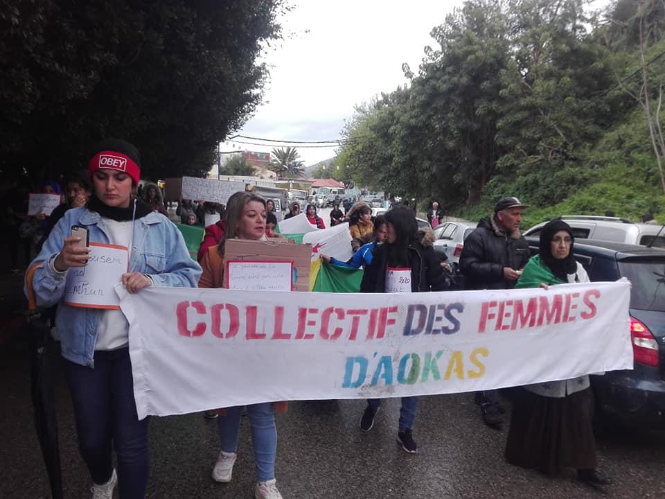 Marche à Aokas pour les droits des femmes (mars 2020) - Page 2 12300