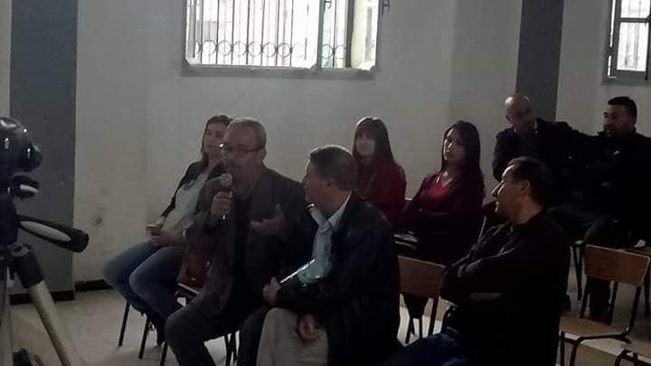 Saïd djabelkhir à Tichy le samedi 17 novembre  2018 1234