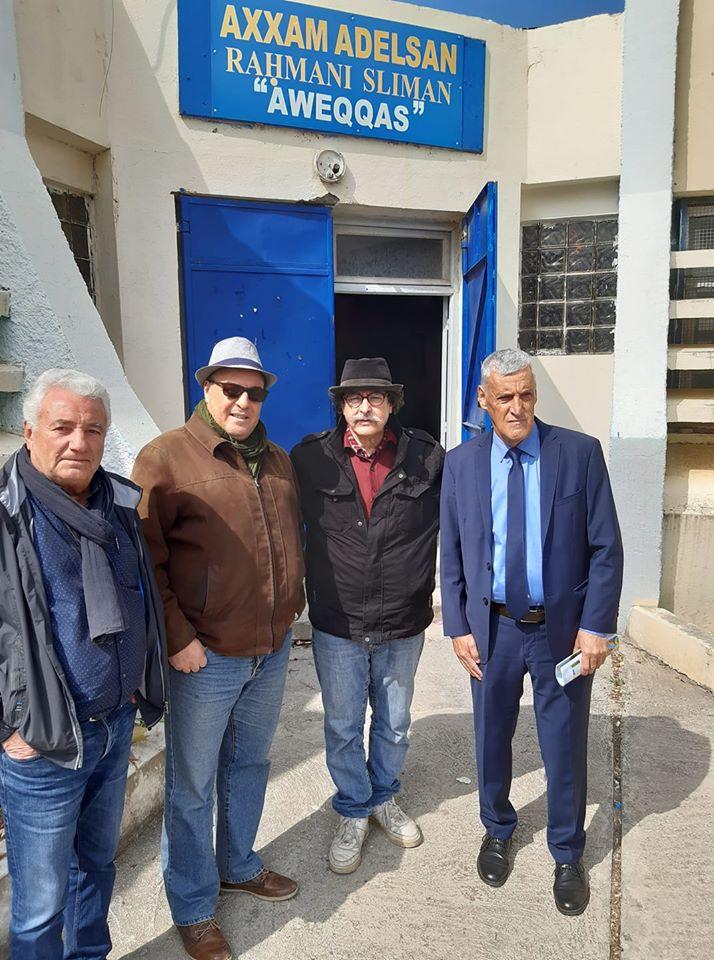 Yazid Ouahib à Aokas le samedi 14 mars 2020 12352