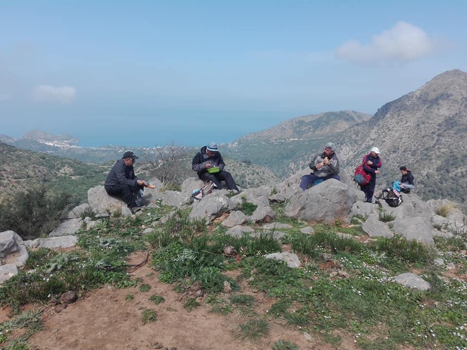 Randonnée pédestre sur les hauteurs de Ziama Mansouriah  le samedi 14 mars 2020 - Page 3 12381