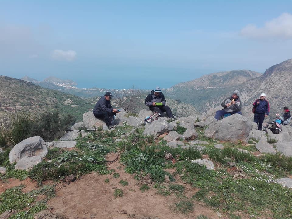 Randonnée pédestre sur les hauteurs de Ziama Mansouriah  le samedi 14 mars 2020 - Page 3 12382