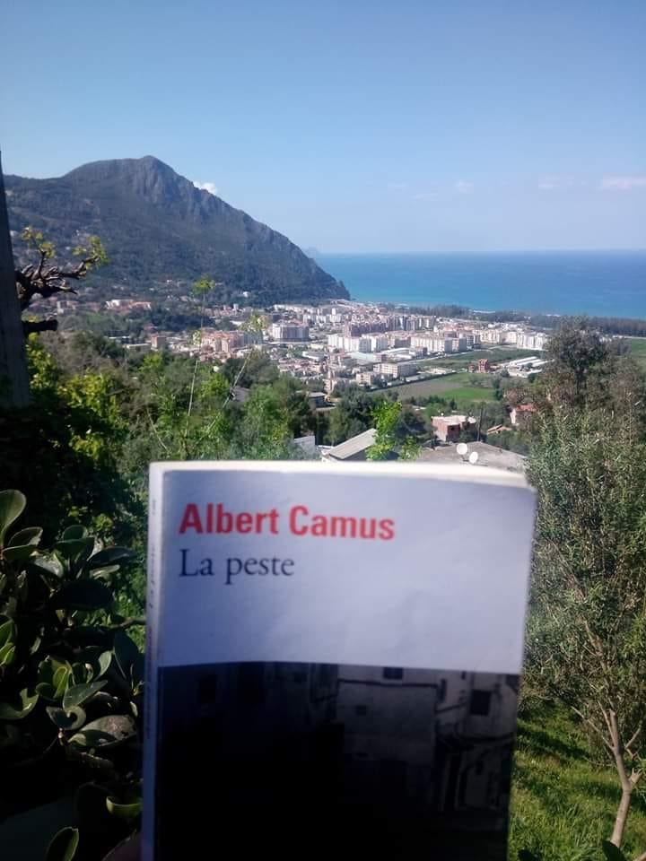 """La peste"" Albert Camus 12406"