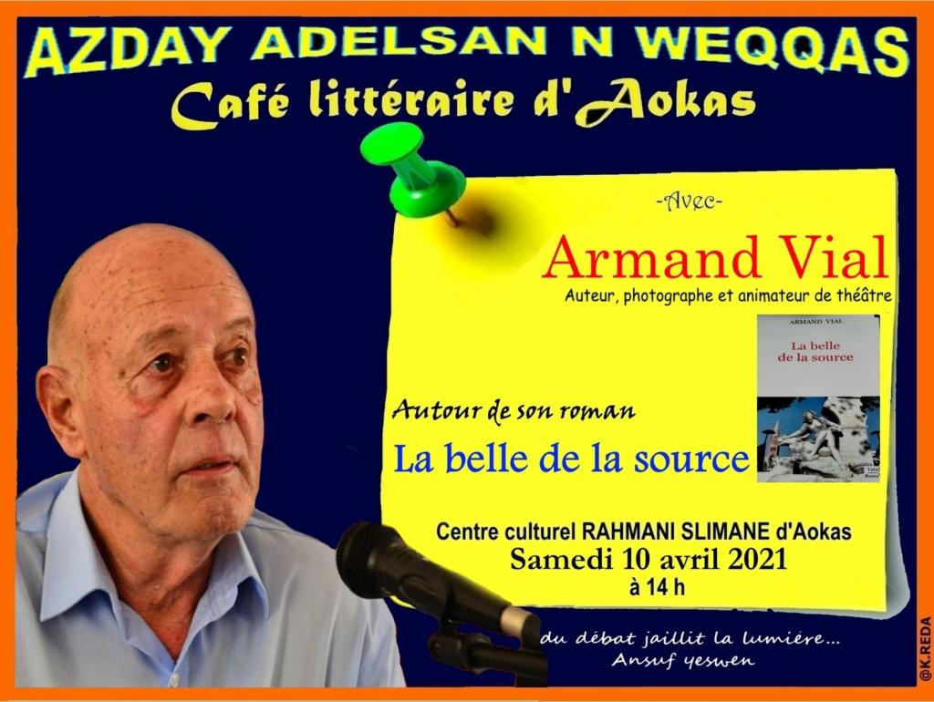Café littéraire d'Aokas: conférences de l'année 2021 12421