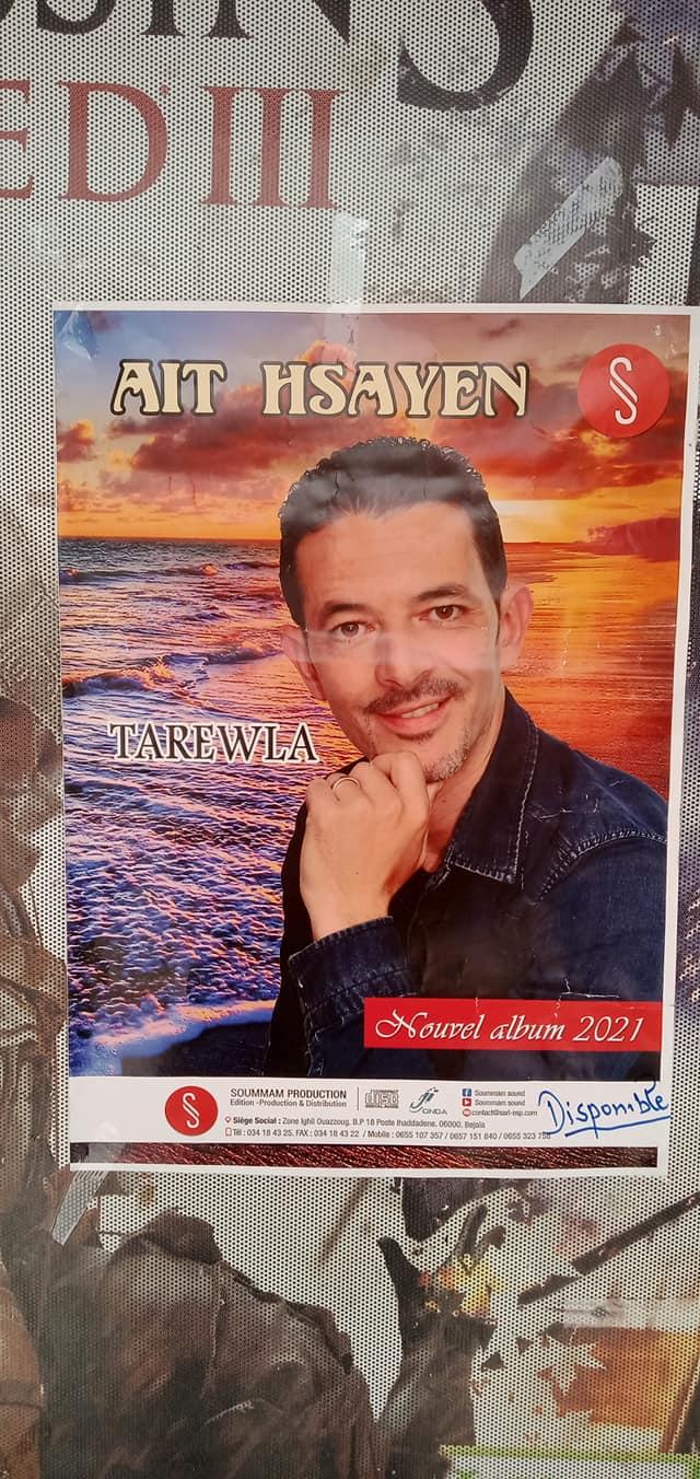 """AIT HSAYEN """"LKHIER AKRICHE"""", ALBUM """"TAREWLA"""", 2021 - Page 2 12542"""