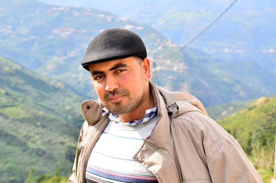 Djamel Ikni, un militant de toutes les causes justes 12543