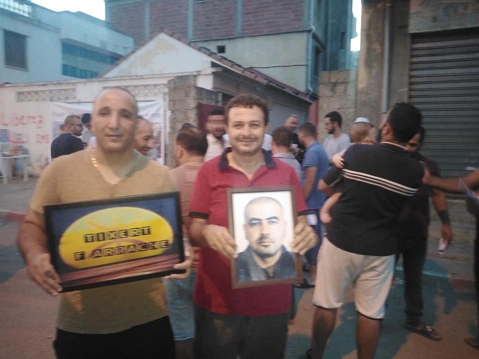 Aokas se mobilise pour Djamel Ikni 12564