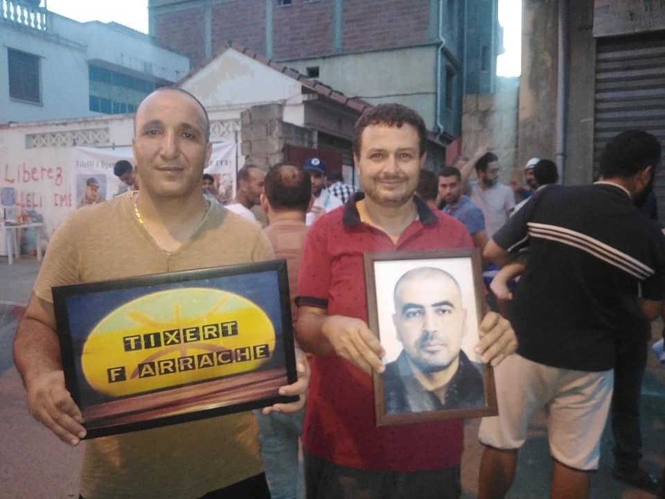 Aokas se mobilise pour Djamel Ikni 12565