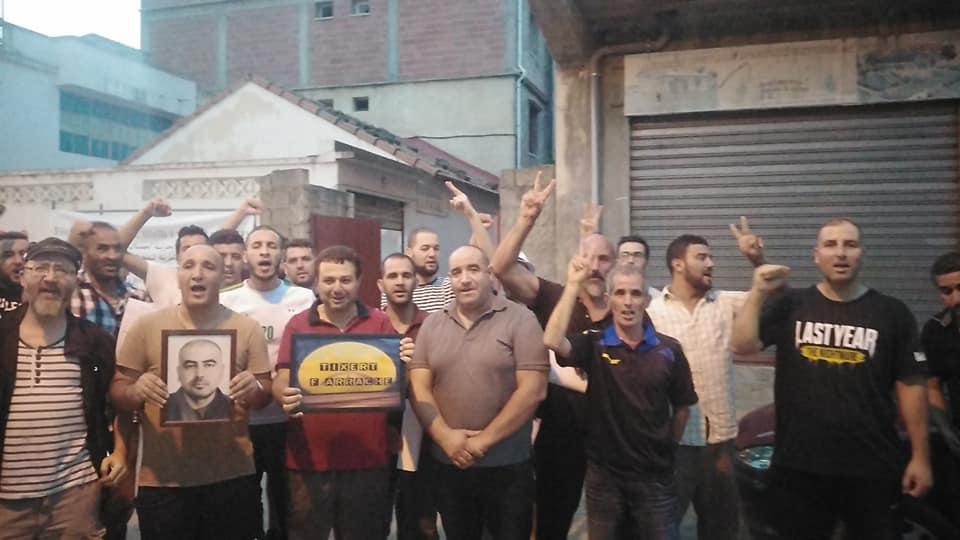 Aokas se mobilise pour Djamel Ikni 12566