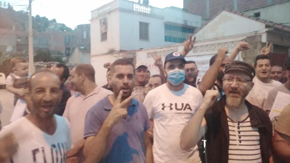 Aokas se mobilise pour Djamel Ikni 12567