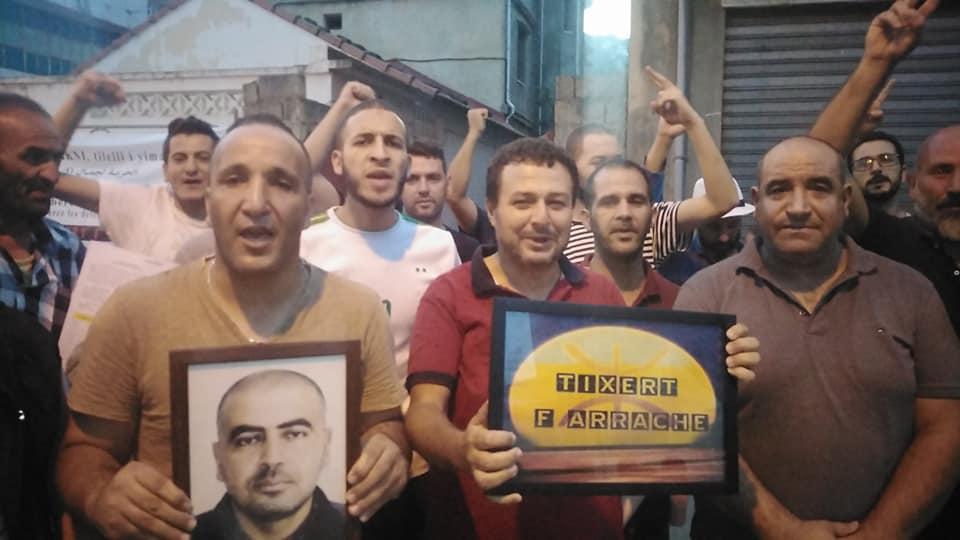 Aokas se mobilise pour Djamel Ikni 12568