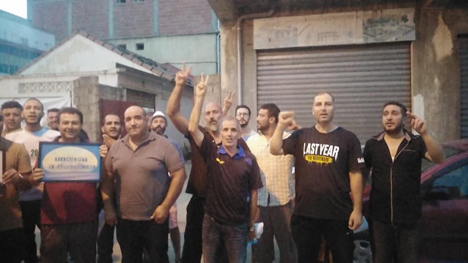 Aokas se mobilise pour Djamel Ikni 12570