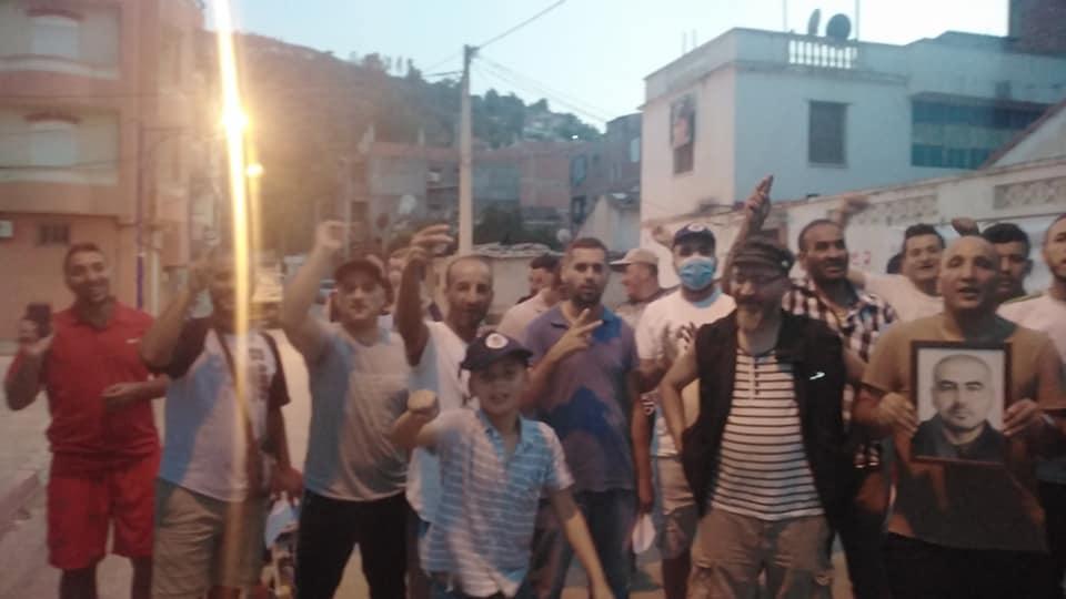 Aokas se mobilise pour Djamel Ikni 12571