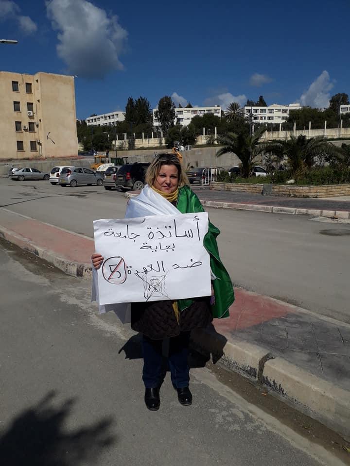 Bejaia: Marche des étudiants contre le cinquième mandat le mardi 26 février 2019 - Page 2 1326