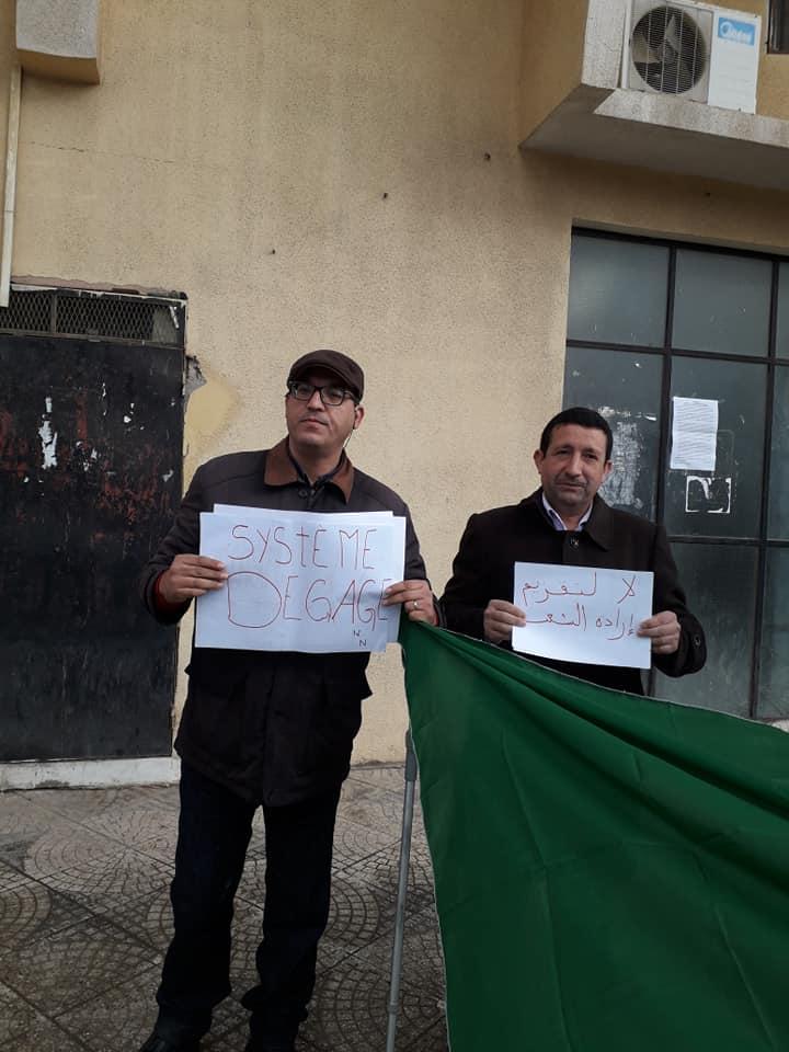Bejaia: Marche des étudiants contre le cinquième mandat le mardi 26 février 2019 - Page 2 1330