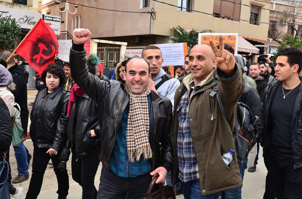 l'université de Bejaia a dit non à ce régime le mardi 26 février 2019 1357
