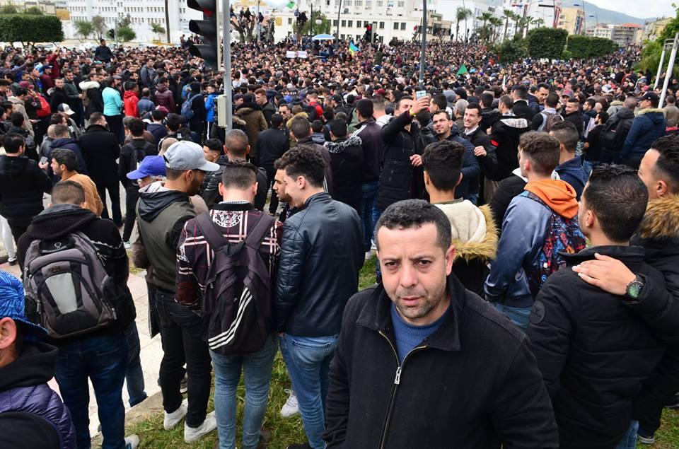 l'université de Bejaia a dit non à ce régime le mardi 26 février 2019 1363