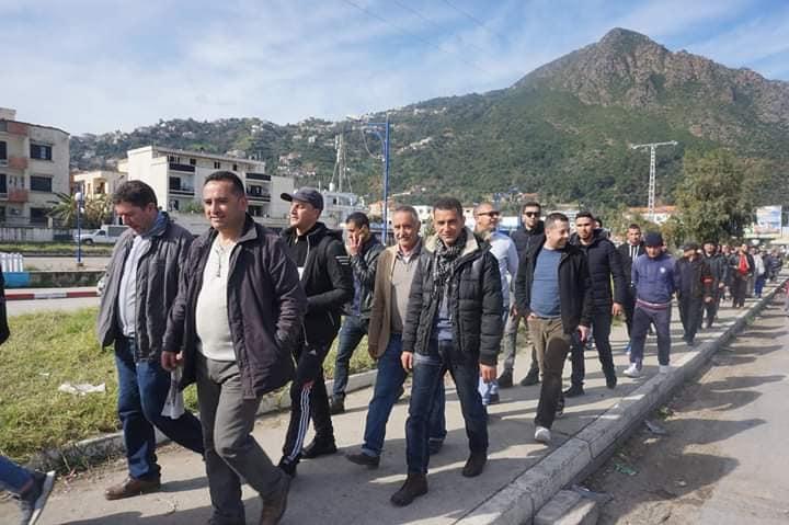 Aokas marche pour le départ du système le mercredi 27 février 2019 1427