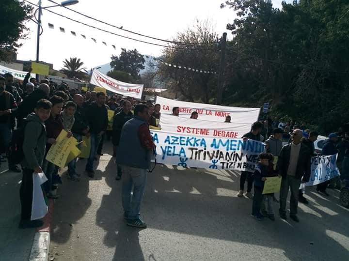 Aokas marche pour le départ du système le mercredi 27 février 2019 1430
