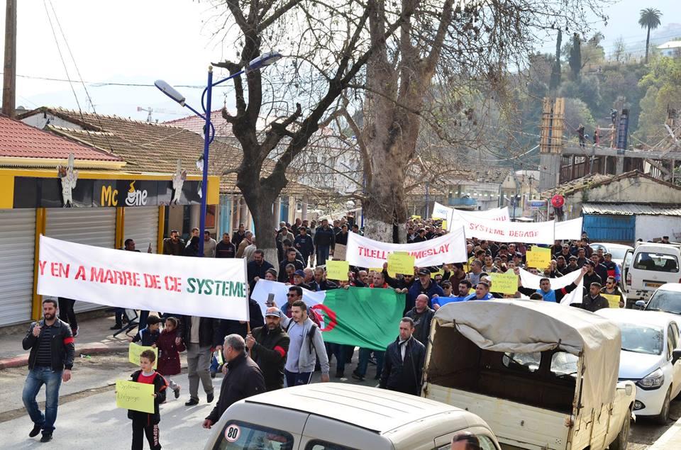 Mercredi 27 février 2019, Aokas dit non au système corrompu 1436