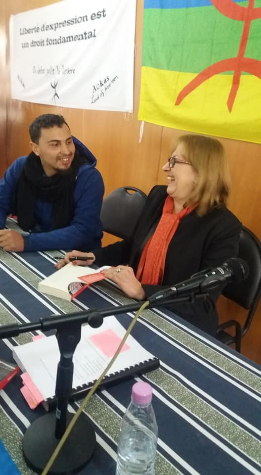 Hedia Bensalhi à Aokas le samedi 02 mars 2019 1447