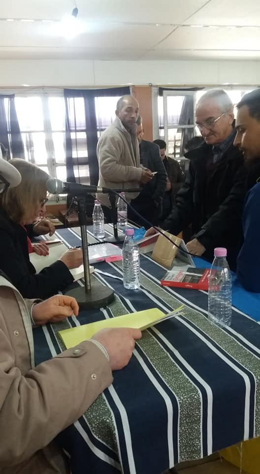 Hedia Bensalhi à Aokas le samedi 02 mars 2019 1451