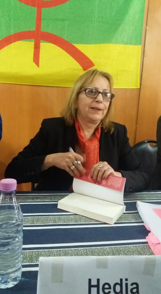 Hedia Bensalhi à Aokas le samedi 02 mars 2019 1452
