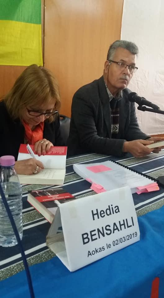 Hedia Bensalhi à Aokas le samedi 02 mars 2019 1453