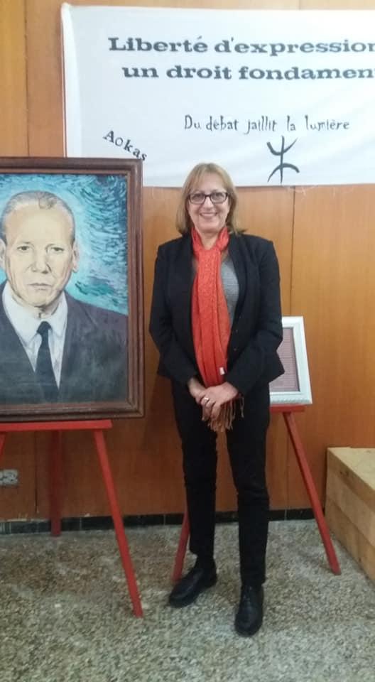 Hedia Bensalhi à Aokas le samedi 02 mars 2019 1455