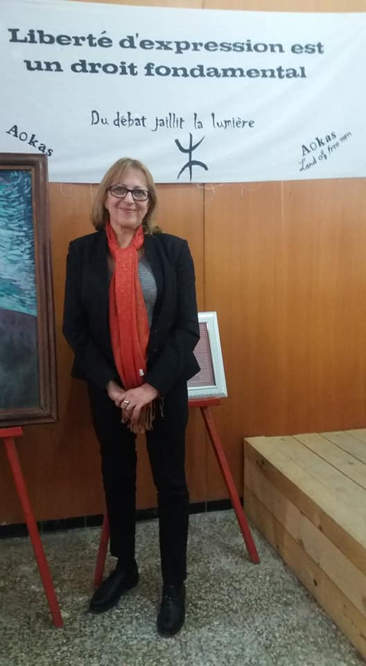 Hedia Bensalhi à Aokas le samedi 02 mars 2019 1457