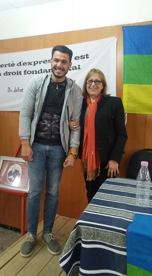 Hedia Bensalhi à Aokas le samedi 02 mars 2019 1459