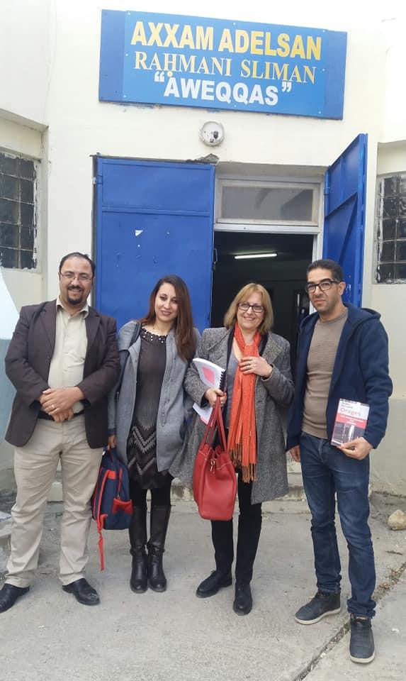 Hedia Bensalhi à Aokas le samedi 02 mars 2019 1460