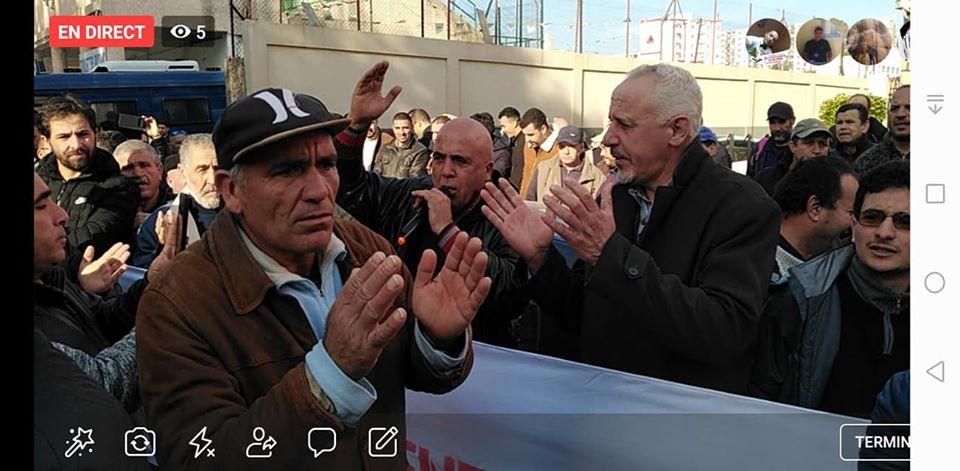 affaire du dortoir de police: rassemblement à Bgayet le jeudi 16 janvier 2020 - Page 2 15105