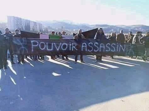 Imposante manifestation contre le cinquième mandat à Kherrata le samedi 16 février 2019 1533