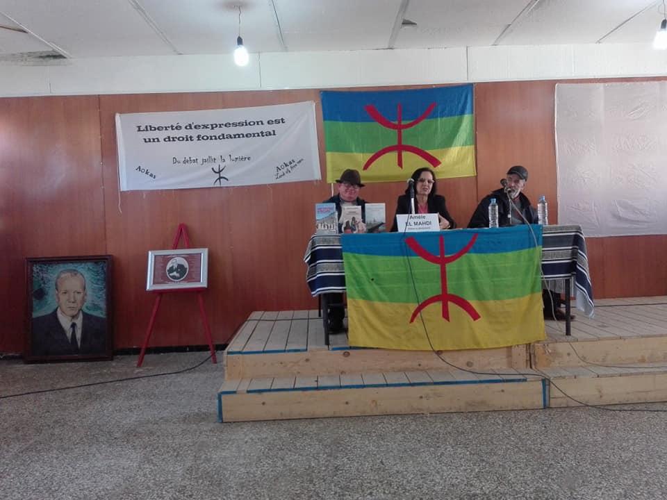 conférence de Améle El Mehdi à Aokas le samedi 09 février 2019 155