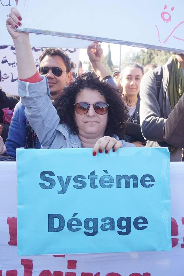 Une grandiose marche à Béjaïa le vendredi 01 mars 2019 contre le système  - Page 2 1574